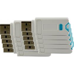 10xHyperPass Kulcs csomag