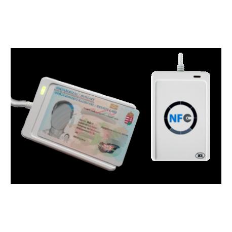 ACR122U-A9 NFC USB intelligens kártyaolvasó